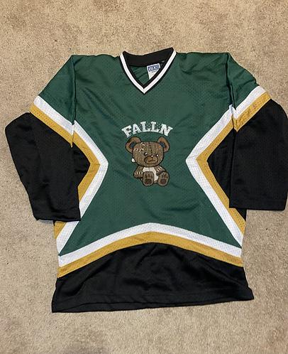 Over size hockey jersey
