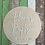 Thumbnail: Personalised Baptism Wooden Sign