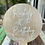 Thumbnail: Personalised Birthday Wooden Sign / Photo Shoot / Party Display