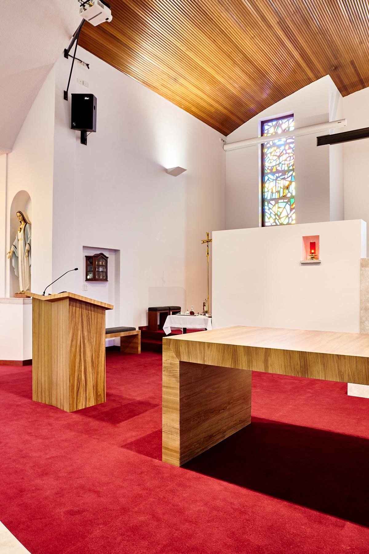 Lanigan Architects - IHM Church 9
