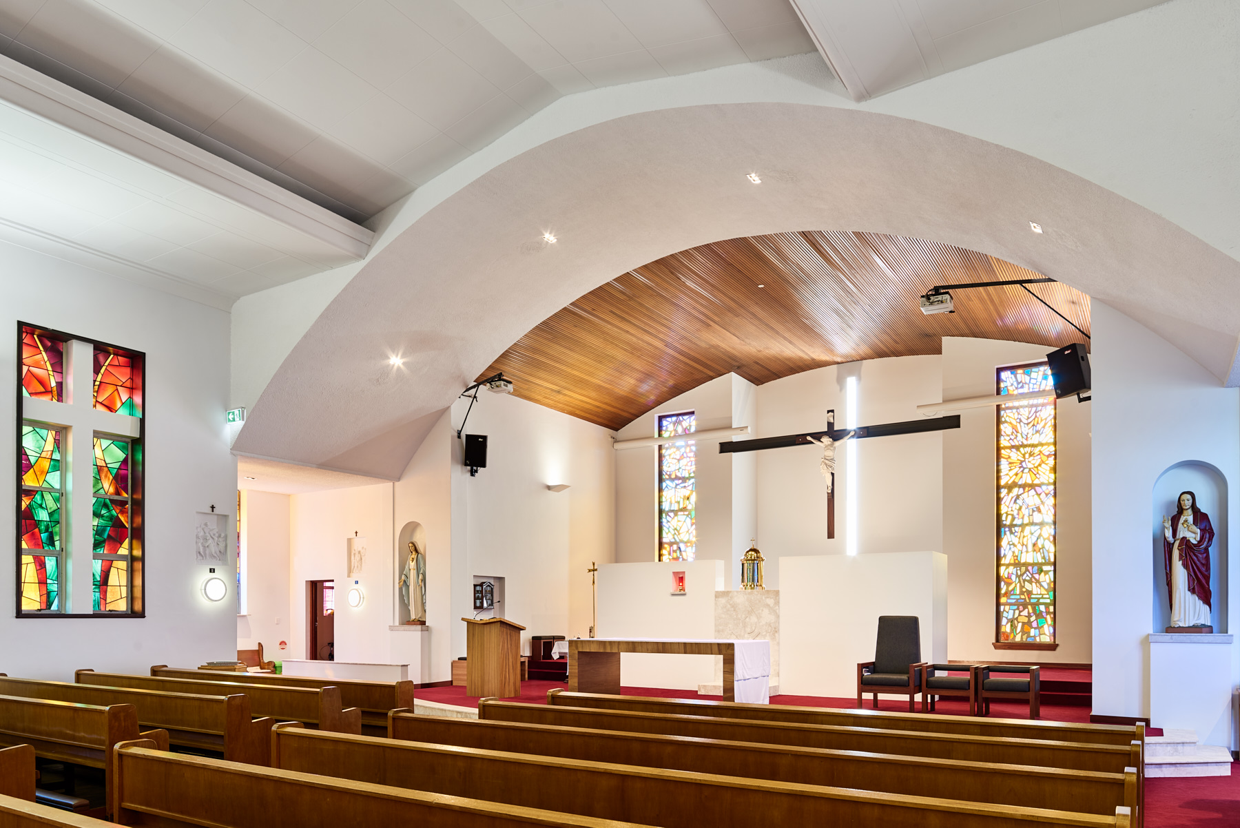 Lanigan Architects - IHM Church 13