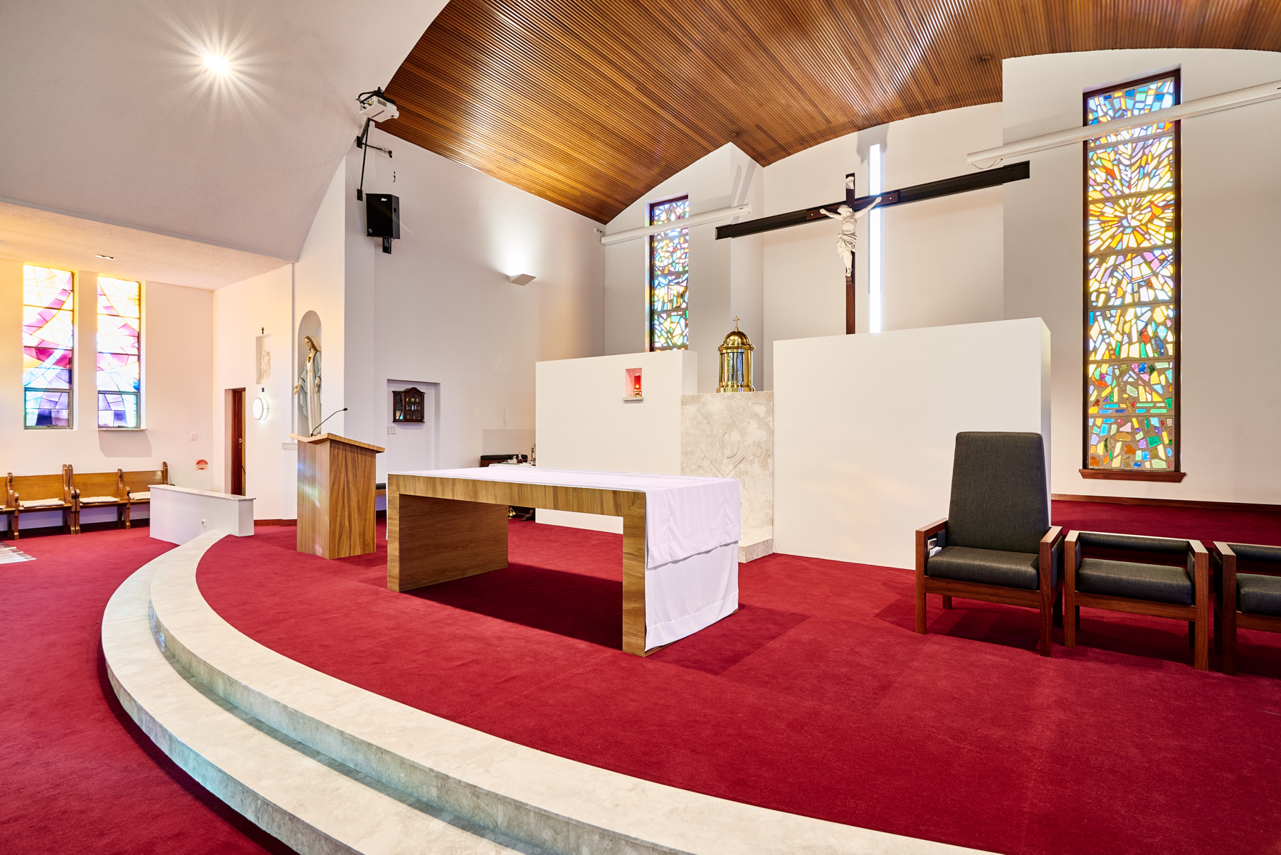 Lanigan Architects - IHM Church 2
