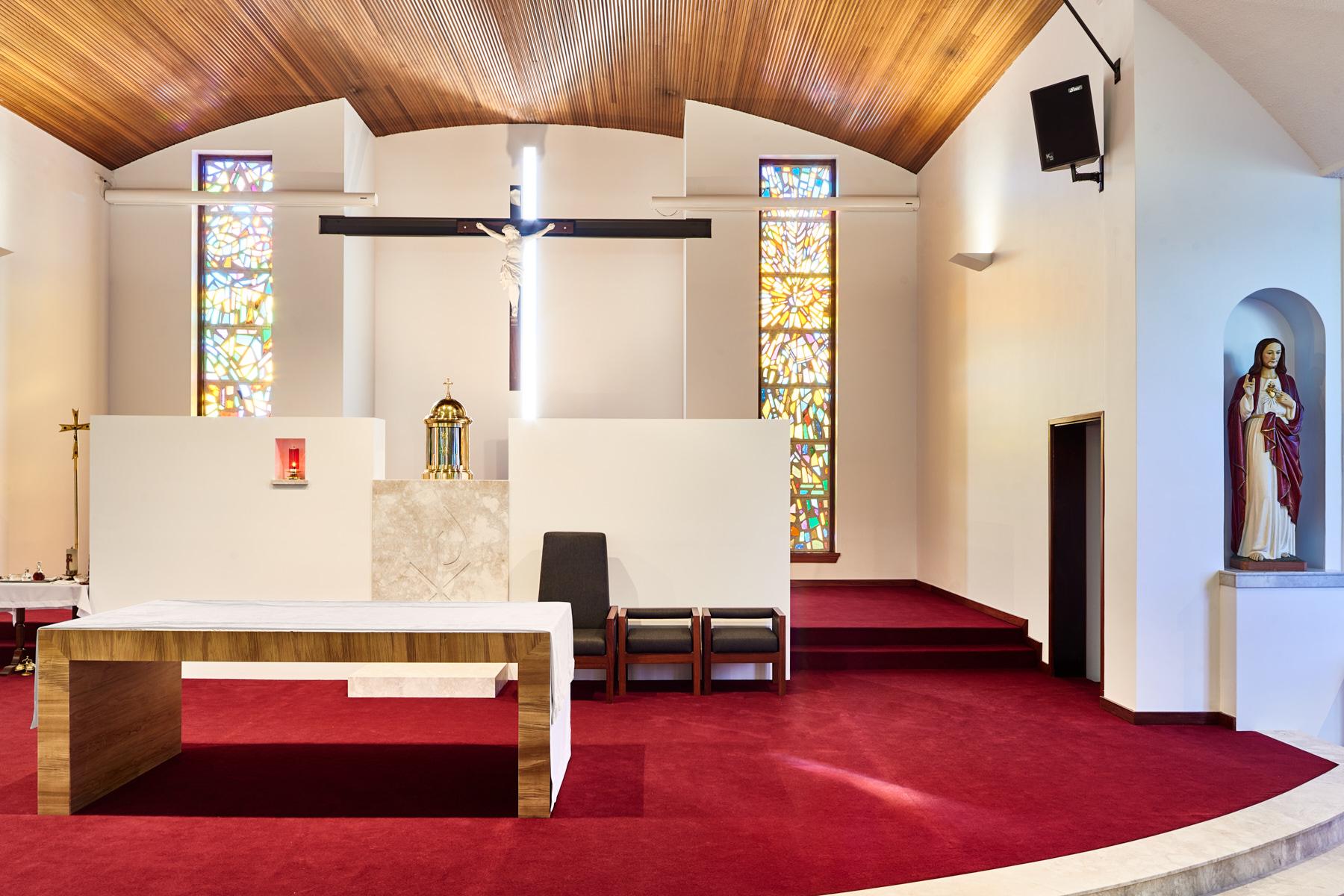 Lanigan Architects - IHM Church 10