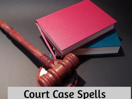 St. Kitts and Nevis Court Case Spells