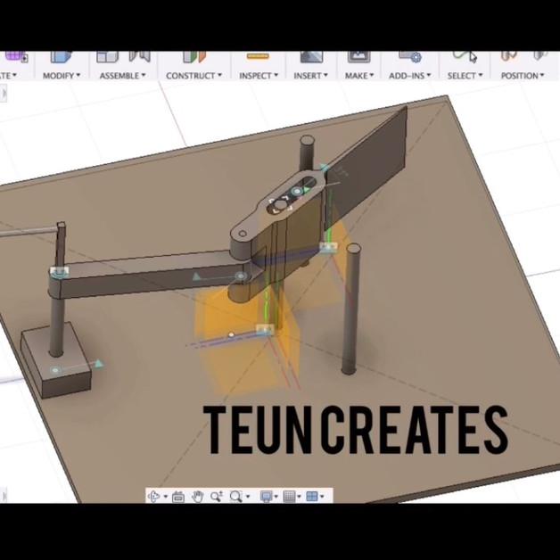 Technische 3d animatie