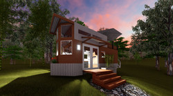 Raw Spoon Tiny House