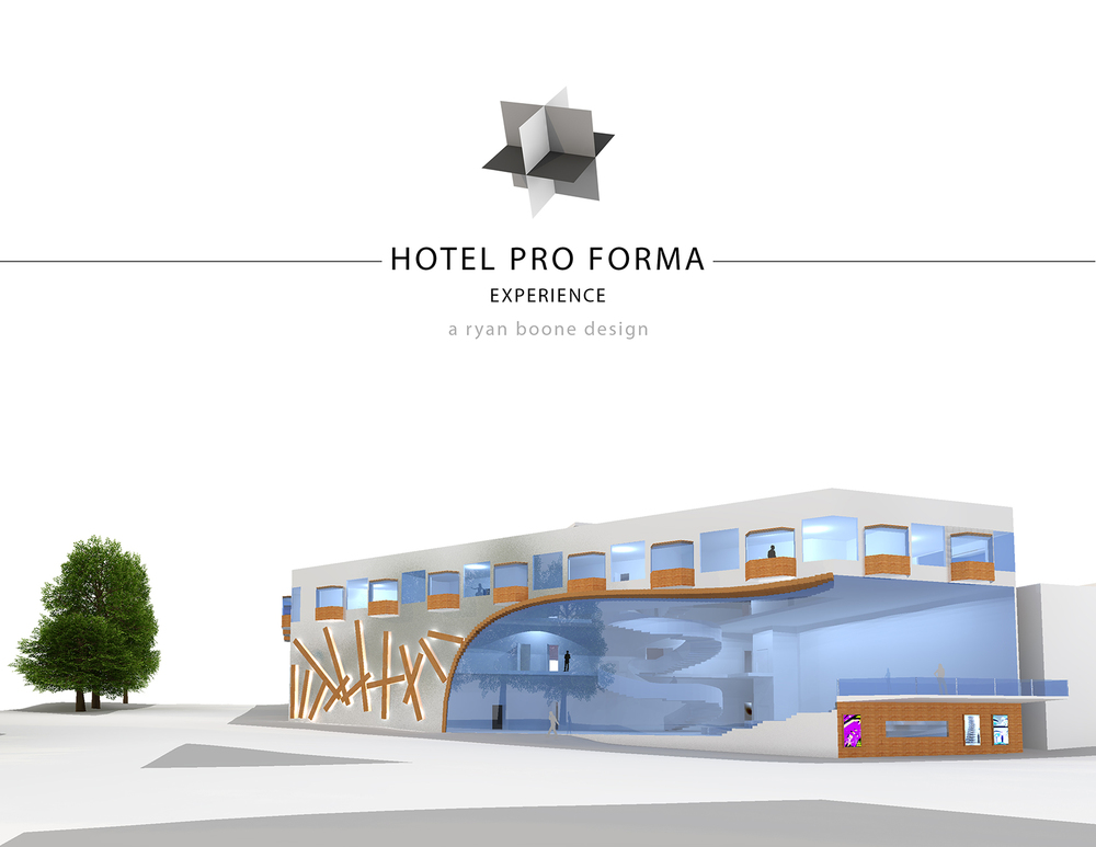 Hotel Pro Forma Experrience