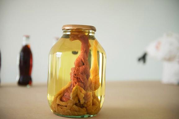 Sweet Curios (Jar)