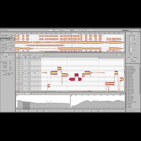 Vocal Tuning (Per Track)