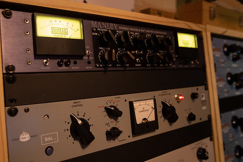 Use Our Analog Outboard Gear (Per Track)
