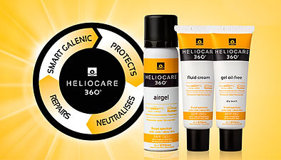 Heliocare 360 for skin care
