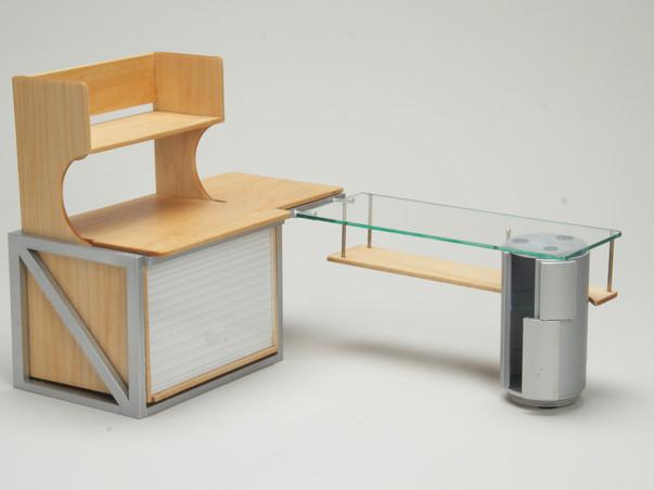 Custom Workstation Concept