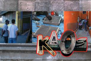 KAOS Network Threshold Space