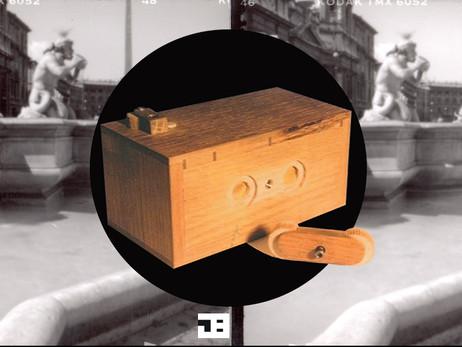 Oak Stereo Camera