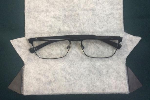 Flatpack Eye Glass Case