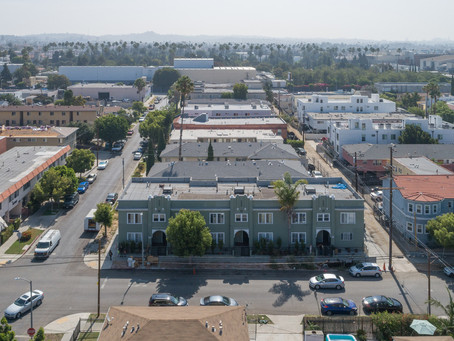 Dunleer Outperforms for Investors on Hollywood Opportunity Zone Property Sale