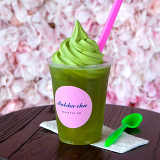MATCHA TEA FLOAT