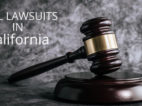 Civil Law Suits in California