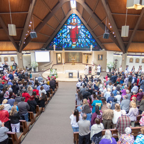 Sunday Mass -Sunday October 24, 2021