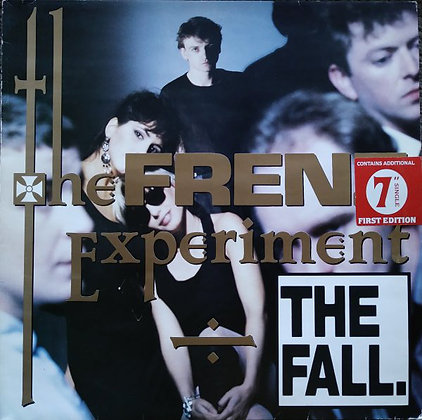 The Fall - The Frenz Experiment