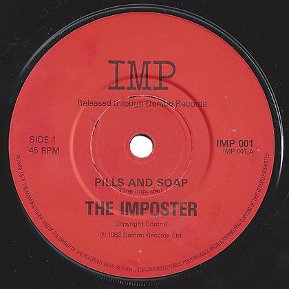 The Imposter  - Pills And Soap
