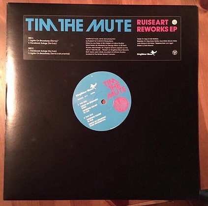 Tim The Mute - Ruiseart Reworks EP