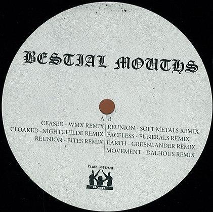 Bestial Mouths - Remixes