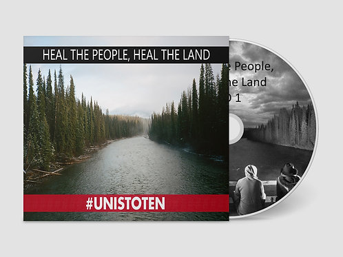Heal The People, Heal The Land CD