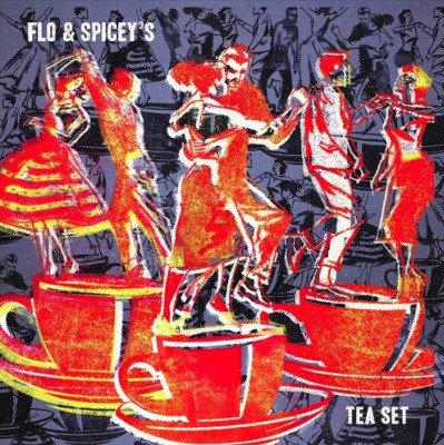 Flo & Spicey - Flo & Spicey's Tea Set.