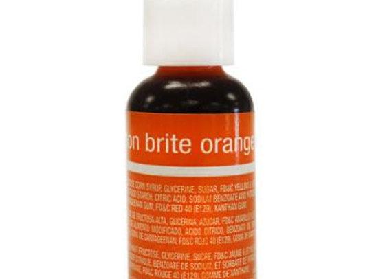 Neon Brite Orange Liqua-Gel