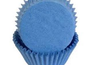 Light Blue Baking Cup 50pk