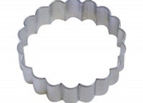 "Scalloped Round / Daisy 3.5"" Cutter"