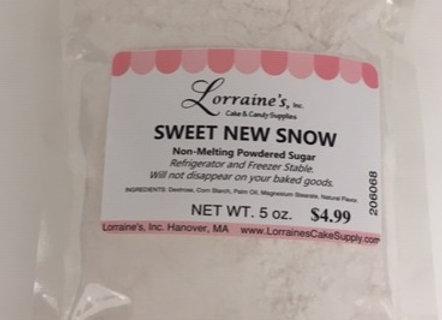 Sweet New Snow