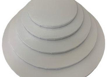 White Cake Drums
