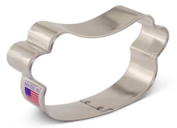 "Hot Dog 4"" Cookie Cutter"