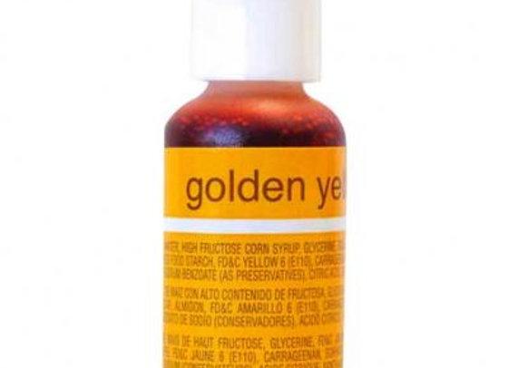 Golden Yellow (Egg) Liqua-Gel