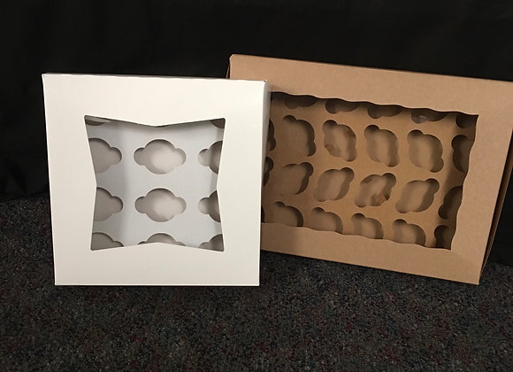 Cupcake Boxes - Mini Size