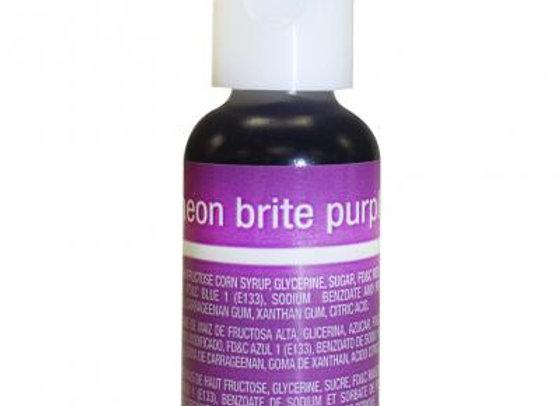 Neon Brite Purple Liqua-Gel
