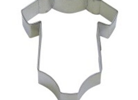 "Onesie 4"" Cookie Cutter"