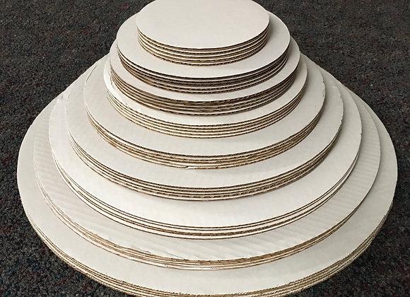 Cardboard Cake Circles