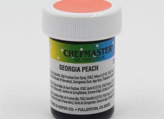 Georgia Peach Gel Color