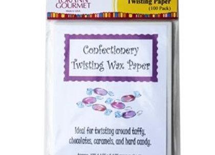Twisting Wax Paper (100pk)