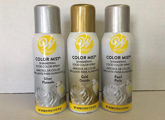 Wilton Color Mist Shimmering Food Color Spray