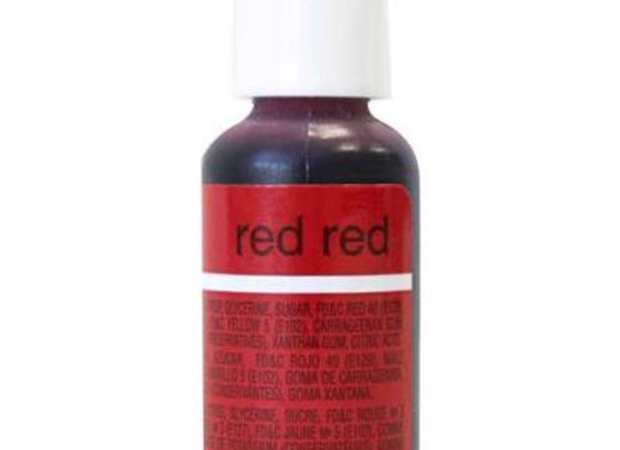 Red Red Liqua-Gel