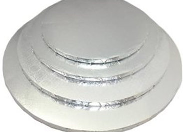 Silver Cake Drums