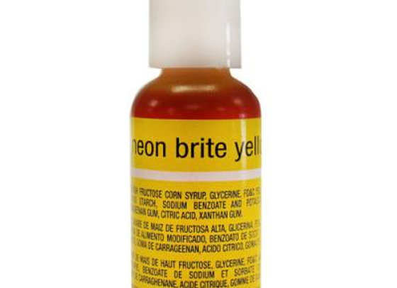 Neon Brite Yellow Liqua-Gel