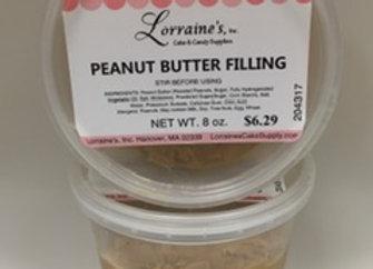 Peanut Butter Filling 8 oz