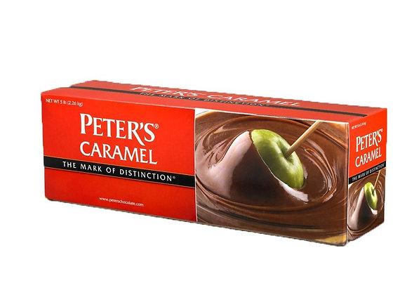 Peter's Caramel 5lb