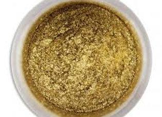 Gold Metallic Highlighter Dust
