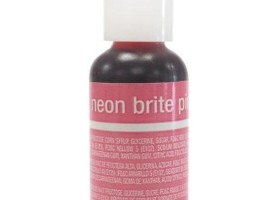 Neon Brite Pink Liqua-Gel